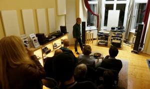 PhonoPhono - Lange Nacht der Ohren 2014